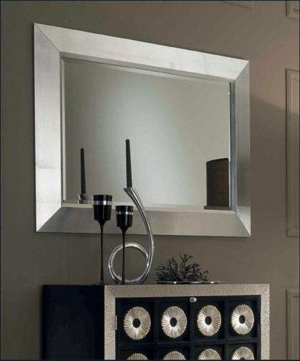 Specchio Cornice Argento – Idee immagine di decorazione